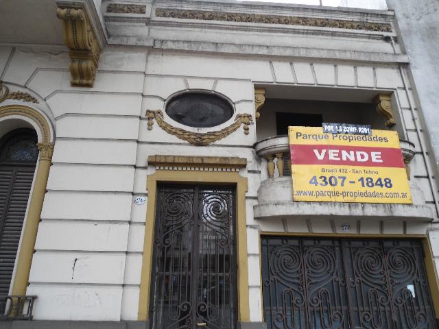 Av. Brasil 2761, San Telmo, CABA (VENDIDO)